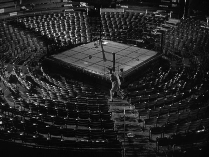 100 Important Films To Me The Empty Boxing Ring