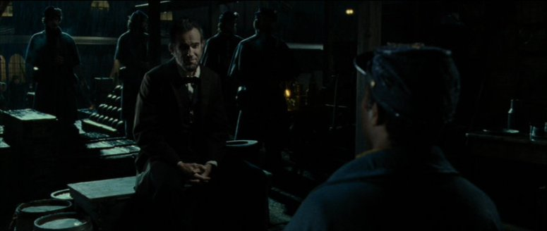 Lincoln (2012) - Not Recommended